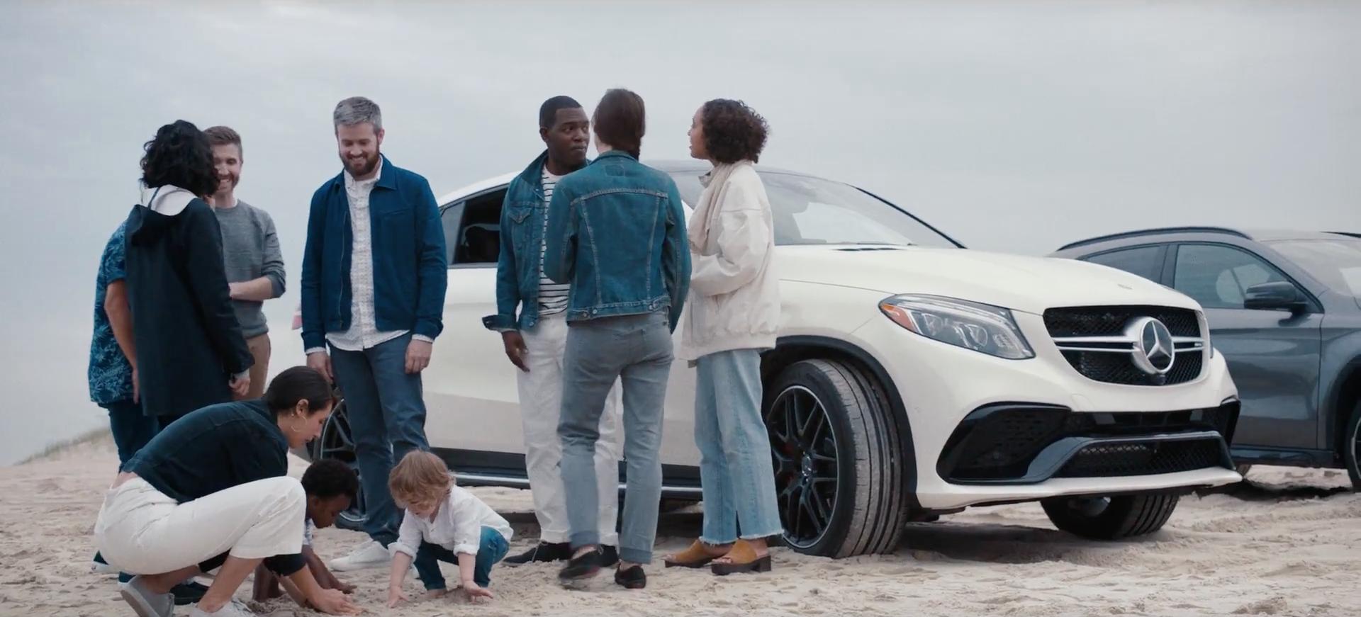 Mercedes Pride