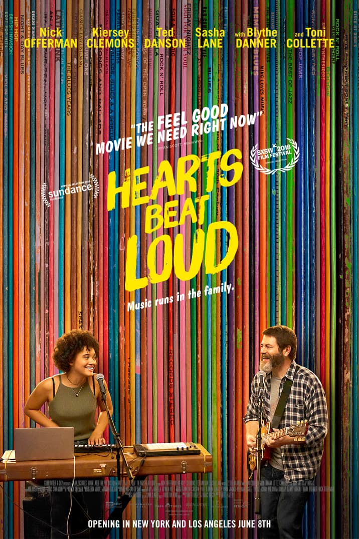 Hearts Beat Loud Premiere, Poster
