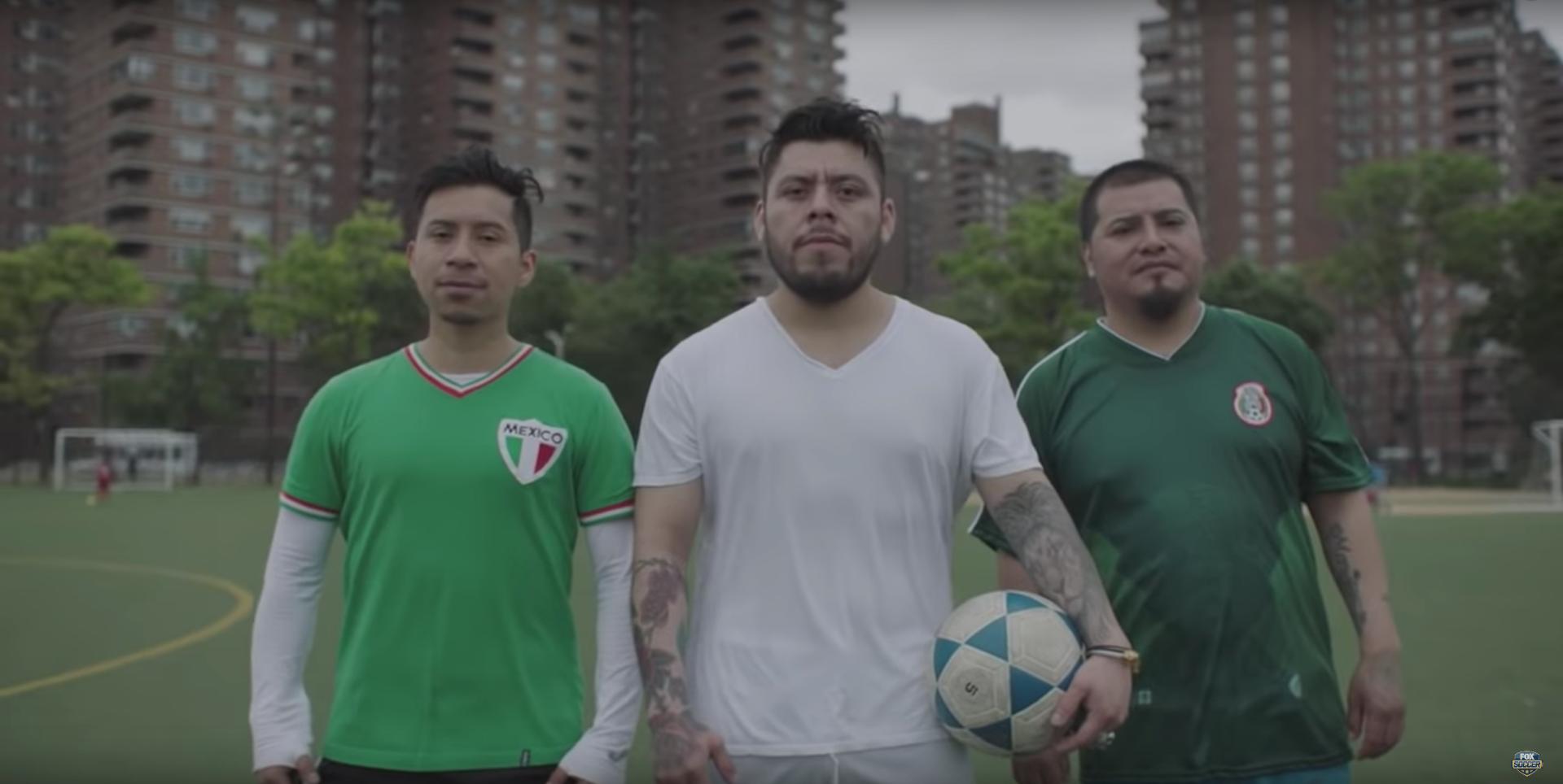 Verizon Home Turf: Mexico, Soccer