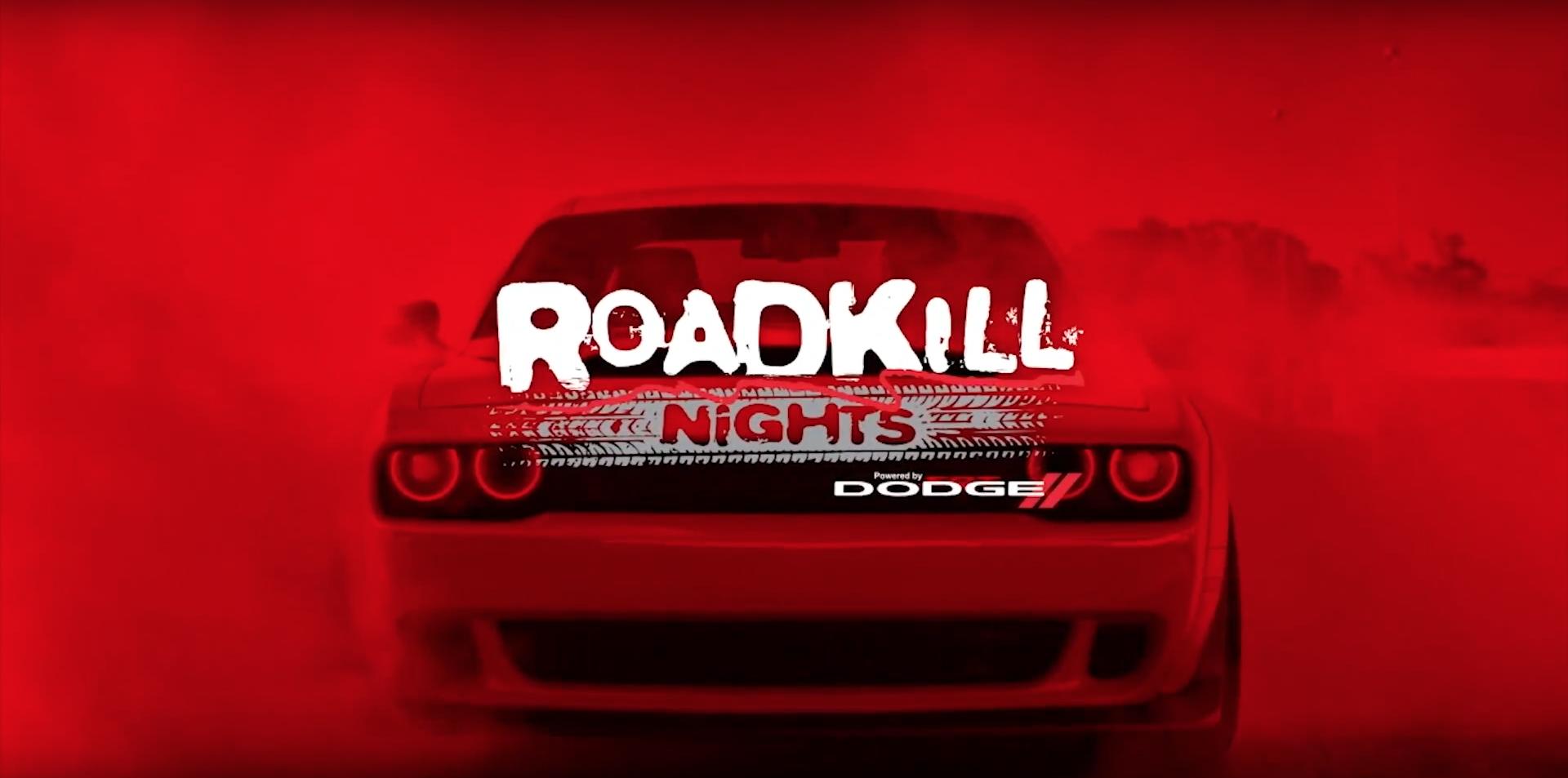 Dodge Roadkill Nights Durable Goods