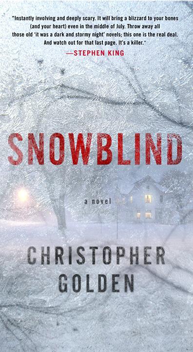 Snowblind, Zoic Studios